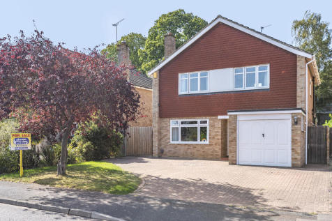 Woodlands Road, Aylesford. 4 bedroom detached house