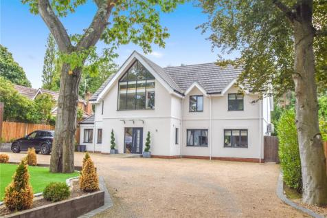 Nine Mile Ride, Finchampstead, Wokingham, Berkshire, RG40. 7 bedroom detached house for sale