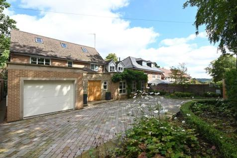 Millhouses Lane, Ecclesall, Sheffield. 5 bedroom detached house