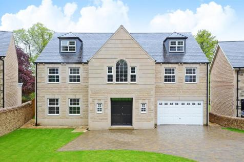 Whirlow Grange Close, Whirlow, Sheffield. 6 bedroom detached house for sale