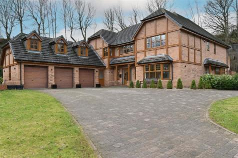 Mowson Hollow, Worrall, Sheffield. 6 bedroom detached house for sale