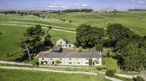 Chapel Street, Monyash, Bakewell. 5 bedroom farm house for sale