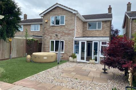 Monroe Close, Alverstoke, Gosport, Hampshire, PO12. 3 bedroom detached house for sale
