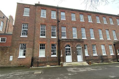 Haslar Terrace, Royal Haslar, Gosport, Hampshire, PO12. 3 bedroom apartment for sale
