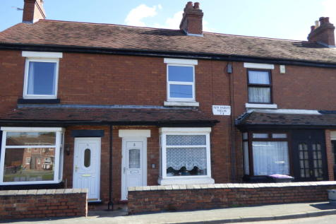 2 New Hadley Villas, Telford, TF1 5RT. 2 bedroom terraced house