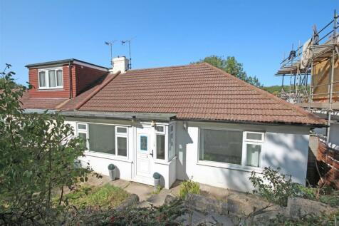 The Deeside, Patcham, Brighton. 2 bedroom semi-detached bungalow
