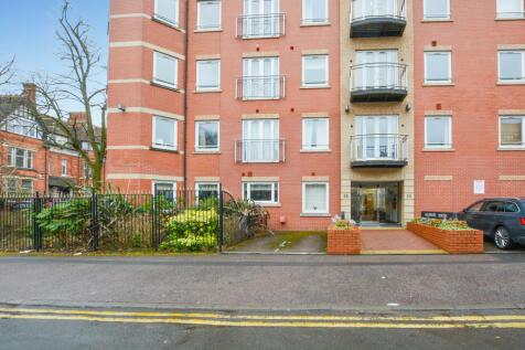 Salisbury House, City Centre, Leicester. 2 bedroom apartment