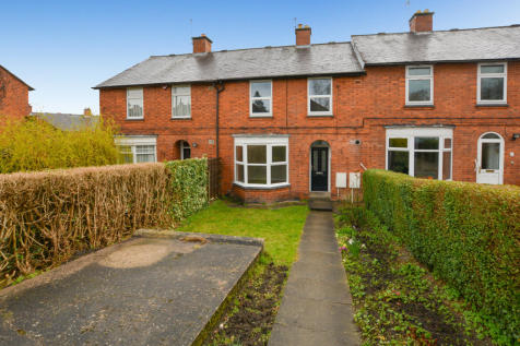 Oakfield Road, Stoneygate, Leicester. 3 bedroom terraced house