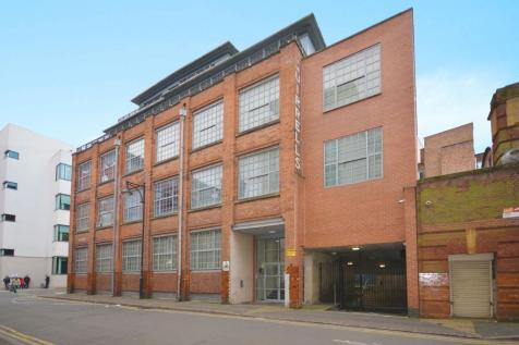 The Squirrel Buildings, City Centre, Leicester. 2 bedroom apartment