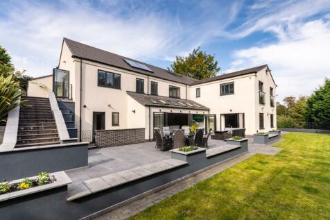 Upper Way, Upper Longdon, Rugeley, WS15. 4 bedroom detached house for sale