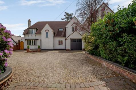 Foley Road East, Sutton Coldfield, B74. 5 bedroom detached house