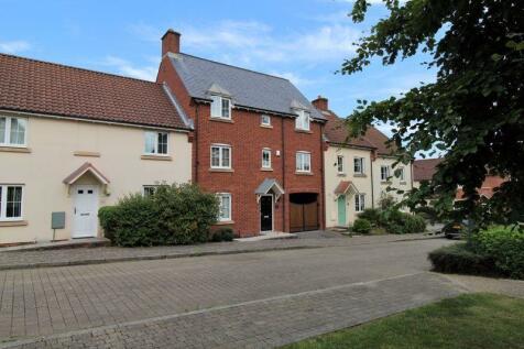 Viburnum Road, Almondsbury, Bristol. 5 bedroom terraced house