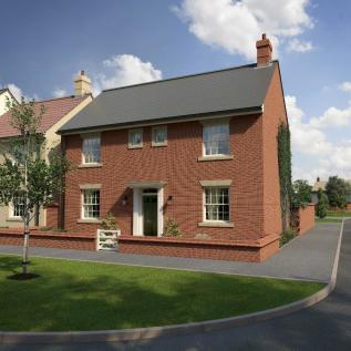 Killams Park, Taunton, Somerset, TA1. 4 bedroom detached house for sale