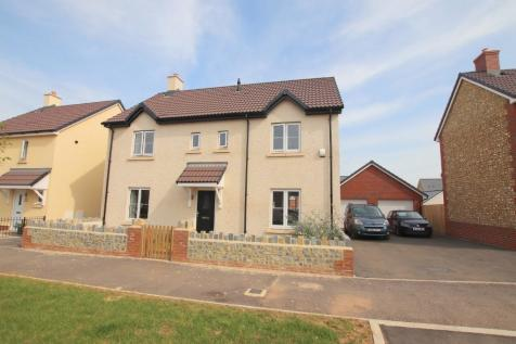 Stansell Road, Killams Park Taunton,. 4 bedroom detached house for sale