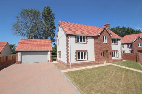 Castle Grove, Taunton, Somerset, TA2. 4 bedroom detached house for sale