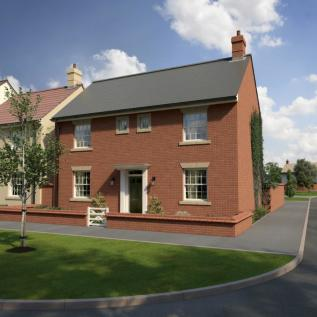 Killams Park, Taunton, Somerset, TA1. 4 bedroom detached house