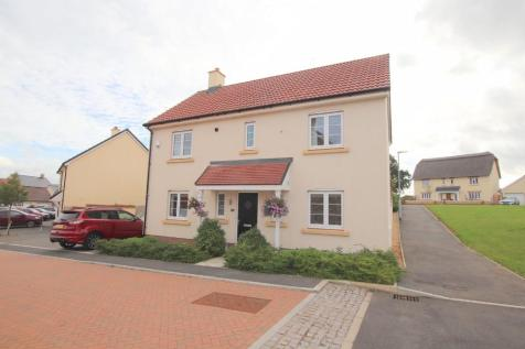 Brook Lane, Killams Park, Taunton, Somerset, TA1. 4 bedroom detached house