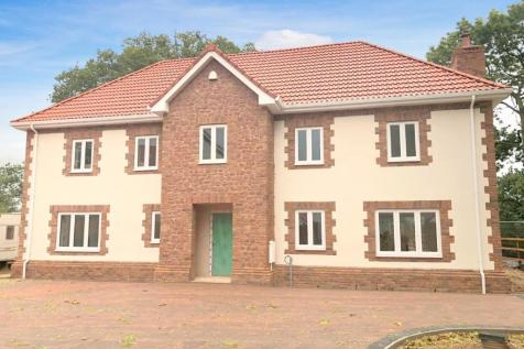 Castle Grove, Taunton, Somerset, TA2. 6 bedroom detached house for sale