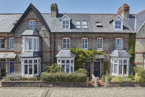 Guest Road, Cambridge. 5 bedroom terraced house