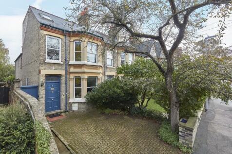 Tenison Road, Cambridge. 4 bedroom semi-detached house for sale