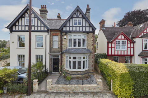 St. Barnabas Road, Cambridge. 5 bedroom semi-detached house for sale