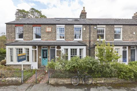 Rathmore Road, Cambridge. 4 bedroom terraced house for sale