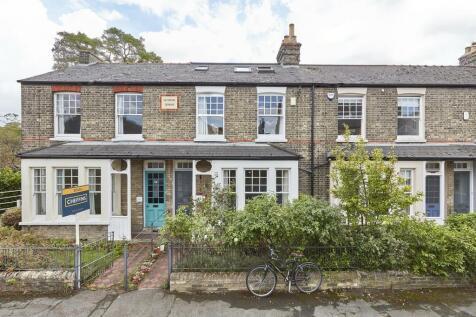 Rathmore Road, Cambridge. 4 bedroom terraced house