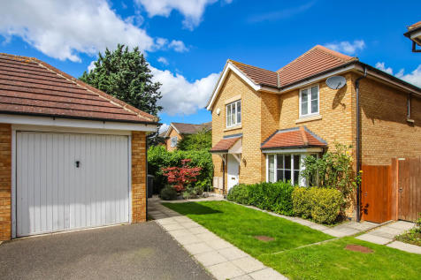 The Orchards, Cambridge. 4 bedroom detached house