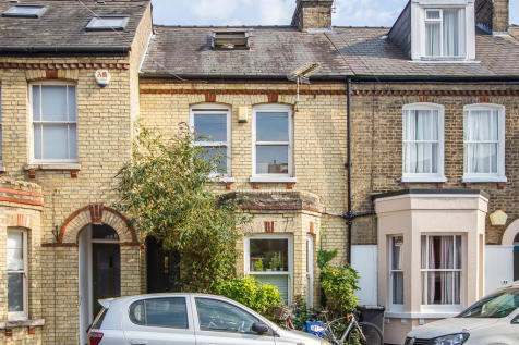 Mawson Road, Cambridge. 3 bedroom terraced house for sale