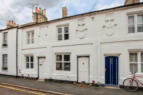 Grafton Street, Cambridge. 2 bedroom terraced house for sale