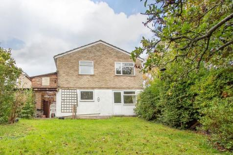 Bowers Croft, Cambridge. 4 bedroom detached house for sale