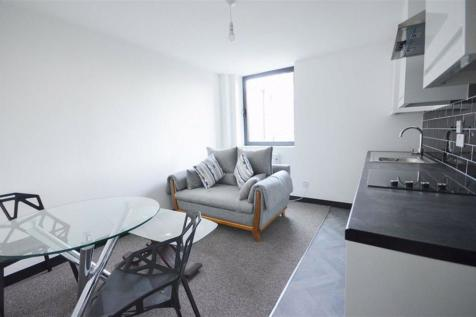 Regal House, Piccadilly, Stockport. 1 bedroom apartment