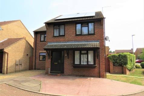 Augusta Close, Peterborough. 4 bedroom detached house
