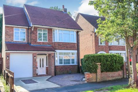 Sallows Road, Peterborough. 5 bedroom detached house