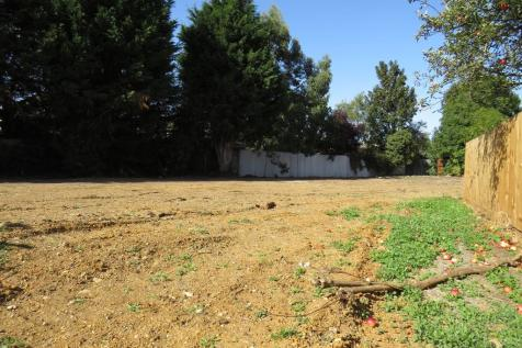 Oxney Road, Peterborough. Land for sale