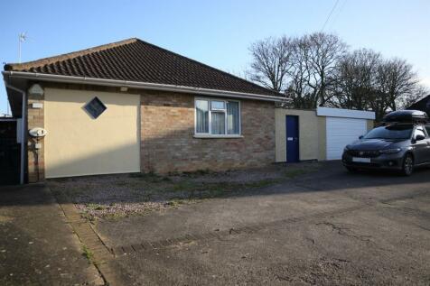 Sallows Road, Peterborough. 3 bedroom detached bungalow for sale