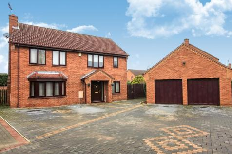 Barkston Drive, Peterborough. 5 bedroom detached house