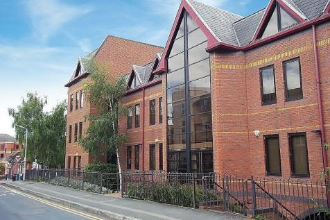 The Chambers, East Street, Reading, RG1. 1 bedroom apartment