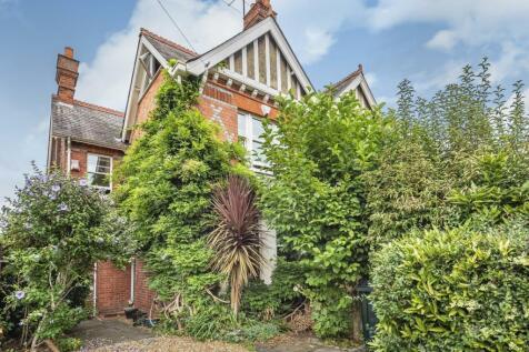 Brunswick Hill, Reading, RG1. 4 bedroom semi-detached house