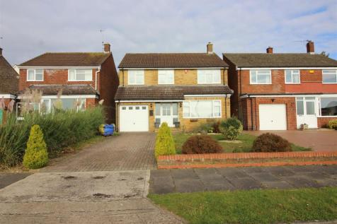 Wyvern Close, Old Town, Swindon, SN1. 4 bedroom detached house