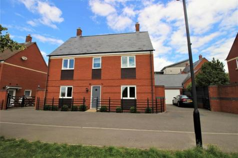Galen View, Old Town, Swindon, SN1. 4 bedroom detached house