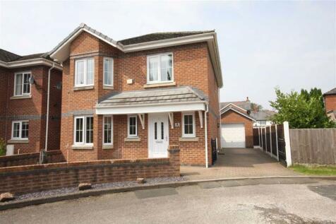 Old Wood Road, Preston, PR1. 4 bedroom detached house for sale