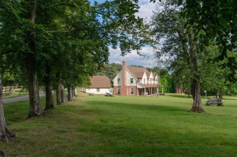 Station Road, North Chailey, East Sussex. 7 bedroom equestrian facility