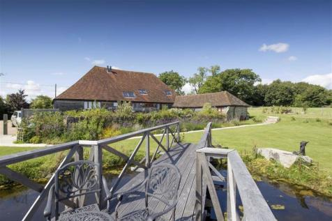 Iwood Lane, Rushlake Green, East Sussex. 6 bedroom detached house