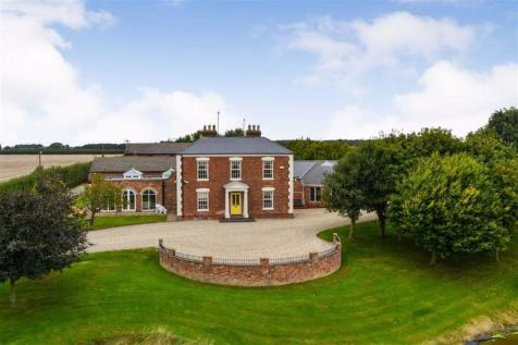 Great Gutter Lane, Swanland, East Yorkshire. 4 bedroom detached house for sale