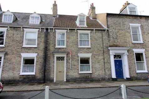 North Bar Without, Beverley, East Yorkshire. 4 bedroom terraced house