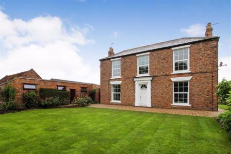 Hull Road, Skirlaugh, East Yorkshire. 4 bedroom detached house