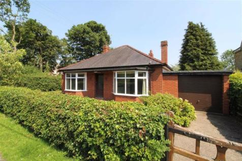 North Road, Lund, East Yorkshire. 3 bedroom detached bungalow