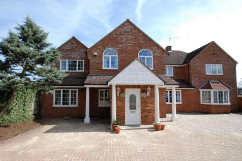 Bowling Green Lane, Buntingford, Hertfordshire, SG9 9DF. 7 bedroom detached house
