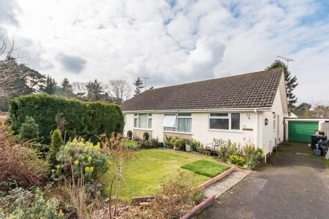 Struan Drive, Ashley Heath, Ringwood. 2 bedroom semi-detached bungalow